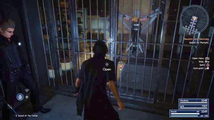 Uwolnij Prompto - Chapter 13 - Redemption - Final Fantasy XV - poradnik do gry