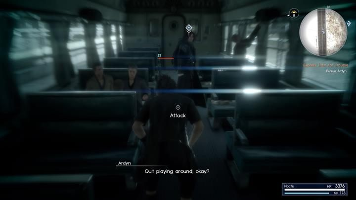 Biegnij za Ardynem - Chapter 11 - In the Dark - Final Fantasy XV - poradnik do gry