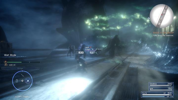 Czeka Cię potyczka z kolejnymi daemonami - Chapter 12 - End of Days - Final Fantasy XV - poradnik do gry