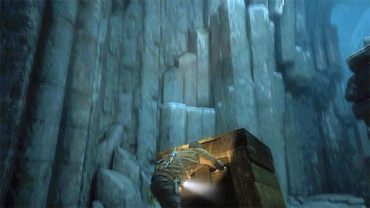 Zwróć uwagę na zniszczony most po prawej stronie (pod nim widoczny jest kolejny sekret, który dopiero później zdobędziesz) - 9 - Ci, którzy zasłużą... - Opis przejścia - Uncharted 4: A Thiefs End - poradnik do gry