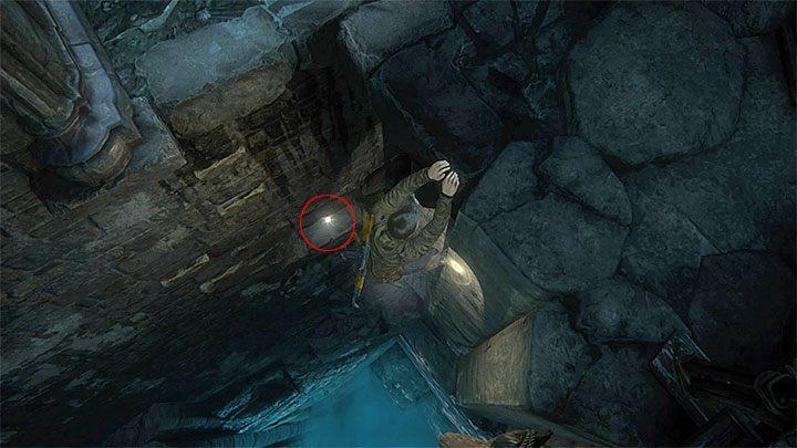 Zauważ, że znalazłeś się przy zniszczonym moście, który miałeś już okazję obejrzeć z dala podczas eksploracji niższego poziomu - 9 - Ci, którzy zasłużą... - Opis przejścia - Uncharted 4: A Thiefs End - poradnik do gry