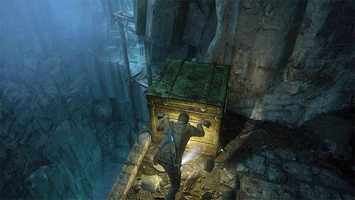 Wkrótce dotrzesz do dużego mostu zwodzonego, który niestety uległ zniszczeniu - 9 - Ci, którzy zasłużą... - Opis przejścia - Uncharted 4: A Thiefs End - poradnik do gry