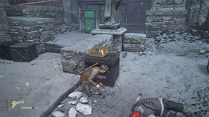 Po wyjściu z jaskiń zalicz krótką wspinaczkę i zwróć uwagę na fakt pojawienia się nowych wrogów w ruinach - 9 - Ci, którzy zasłużą... - Opis przejścia - Uncharted 4: A Thiefs End - poradnik do gry