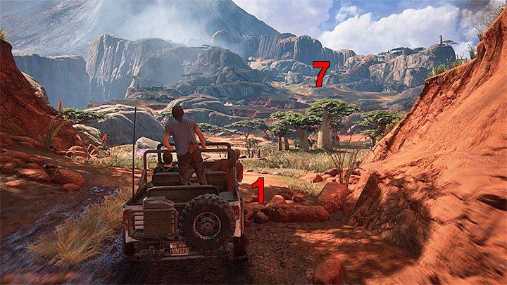 1 - 10 - Dwanaście wież - Opis przejścia - Uncharted 4: A Thiefs End - poradnik do gry