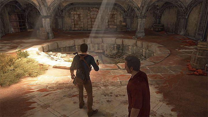 Wejdź do nowego większego pomieszczenia - 10 - Dwanaście wież - Opis przejścia - Uncharted 4: A Thiefs End - poradnik do gry