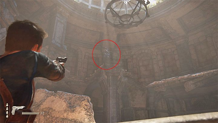 Po pewnym czasie w wieży pojawi się druga grupa przeciwników i będzie wśród nich nowa osoba wyposażona w granatnik - 10 - Dwanaście wież - Opis przejścia - Uncharted 4: A Thiefs End - poradnik do gry