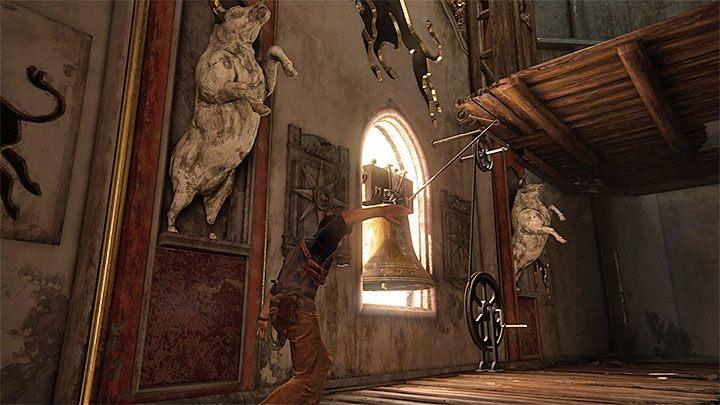 Pozostało ci już tylko ponowne dotarcie do mechanizmu byka - 11 - Najciemniej pod latarnią - Opis przejścia - Uncharted 4: A Thiefs End - poradnik do gry