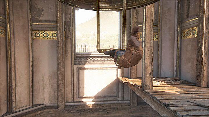 Powróć na balkon z dużym dzwonem - 11 - Najciemniej pod latarnią - Opis przejścia - Uncharted 4: A Thiefs End - poradnik do gry