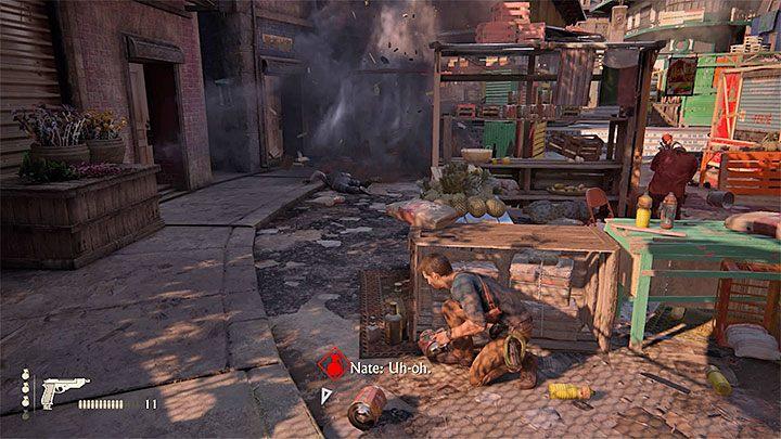 Wyrusz za Sullym - 11 - Najciemniej pod latarnią - Opis przejścia - Uncharted 4: A Thiefs End - poradnik do gry