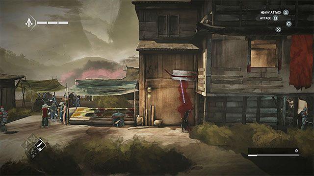 Ruszaj w prawo - Sekwencja 6 - Poszukiwania (The Search) - Assassins Creed Chronicles: China - poradnik do gry