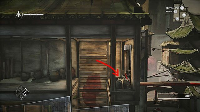 Złap się nowych interaktywnych krawędzi i zacznij po nich wdrapywać - Sekwencja 6 - Poszukiwania (The Search) - Assassins Creed Chronicles: China - poradnik do gry