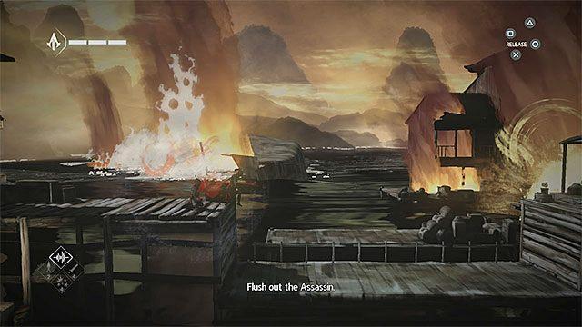 Wyrusz w prawo (staraj się cały czas biec) - Sekwencja 5 - Konsekwencje (Consequences) - Assassins Creed Chronicles: China - poradnik do gry