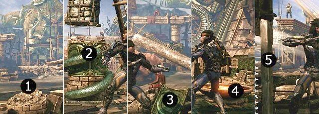 1 - Areny - Mortal Kombat X - poradnik do gry