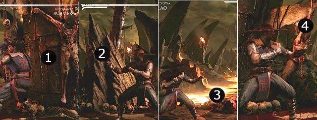 2 - Areny - Mortal Kombat X - poradnik do gry
