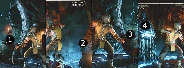 3 - Areny - Mortal Kombat X - poradnik do gry