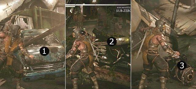 5 - Areny - Mortal Kombat X - poradnik do gry