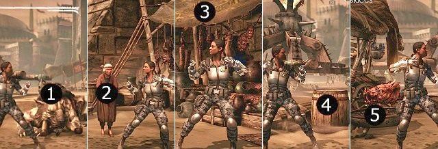 6 - Areny - Mortal Kombat X - poradnik do gry