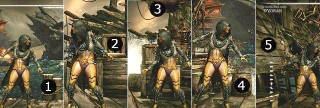 7 - Areny - Mortal Kombat X - poradnik do gry