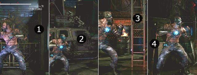 8 - Areny - Mortal Kombat X - poradnik do gry