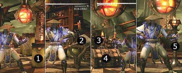 9 - Areny - Mortal Kombat X - poradnik do gry