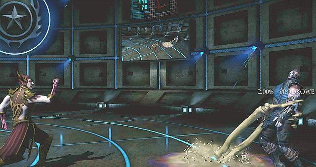 Niestety jest to jedyna arena na której trzeba walczyć fair play ponieważ nie ma tu ani jednego elementu z którego można by skorzystać w trakcie walki - Areny - Mortal Kombat X - poradnik do gry