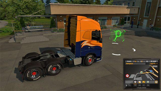 Zasady zarządzania nie zmieniły się - Agencje pracy - Elementy gry - Euro Truck Simulator 2: Skandynawia - poradnik do gry