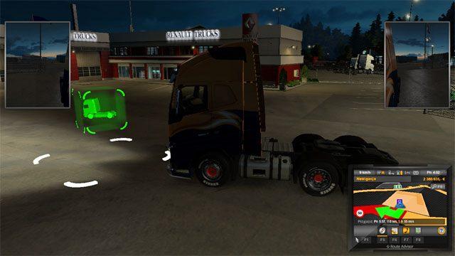 Wraz z rozwojem firmy i zarobieniem pieniędzy (bądź wzięciem kredytu) możesz kupować nowe ciągniki siodłowe i zatrudniać do nich pracowników - Dealerzy ciężarówek (wszyscy) - Elementy gry - Euro Truck Simulator 2: Skandynawia - poradnik do gry