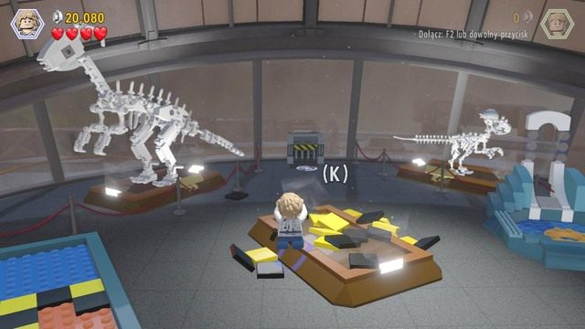Wielkie Starcie Jurassic World Opis Przejścia Lego Jurassic