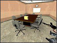 Sta musisz zabrać leżące na stole dokumenty - wykonasz w ten sposób zadanie #1 - Misja 03 - Barren Garden - Suma Wszystkich Strachów - poradnik do gry
