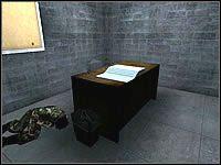 Wejdź do środki i dalej na schody - Misja 03 - Barren Garden - Suma Wszystkich Strachów - poradnik do gry