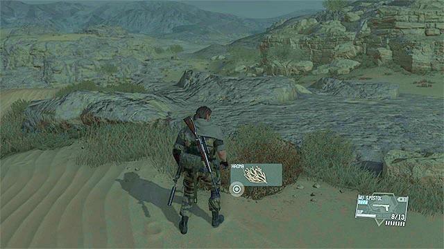 1 - Pozostałe opcjonalne cele w misji A Heros Way - Misja 3 - A Heros Way - Metal Gear Solid V: The Phantom Pain - przewodnik i opis przejścia