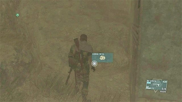 2 - Pozostałe opcjonalne cele w misji A Heros Way - Misja 3 - A Heros Way - Metal Gear Solid V: The Phantom Pain - przewodnik i opis przejścia