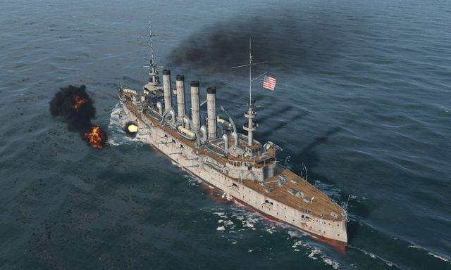 W przypadku chęci rozwijania linii niszczycieli należy przede wszystkim zadać sobie pytanie na czym chcemy się skupić - Pierwsze okręty - Dla Początkujących - World of Warships - poradnik do gry