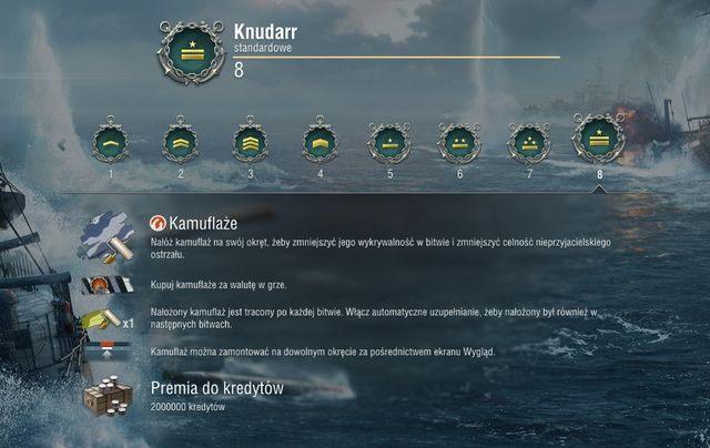 Poziom - Poziomy konta - Dla Początkujących - World of Warships - poradnik do gry