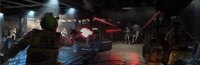 Klasyczny zespołowy deathmatch w stylu Star Wars Battlefront - Potyczka - Tryby gry - Star Wars: Battlefront - poradnik do gry