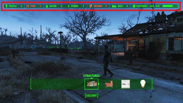 Zarządzanie Osadą W Fallout 4 Tworzenie Osad Fallout 4