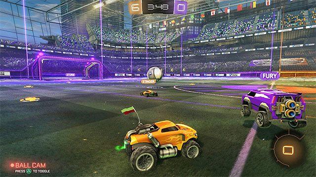 Po tym jak pozaliczasz podstawowe wersje samouczków powinieneś wykonać kolejny krok i rozpocząć trenowanie wykonywania najważniejszych zagrań - Jak zacząć grać? - Rocket League - poradnik do gry