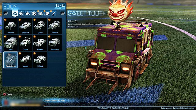 Gara porady rocket league poradnik do gry for Garage auto legue langueux