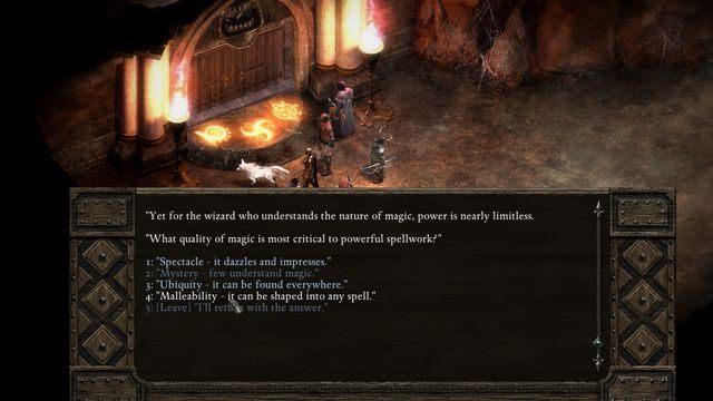 Drzwi do komnaty otworzą się - Oblężenie Crägholdt (Siege of Crägholdt) - zadanie poboczne - Rozpoczęcie przygody - Pillars of Eternity: The White March Part I - poradnik do gry