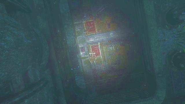 Po wejściu do środka, skieruj swoje kroki na lewo - 09 - Wrak okrętu CURIE - Opis przejścia - SOMA - poradnik do gry