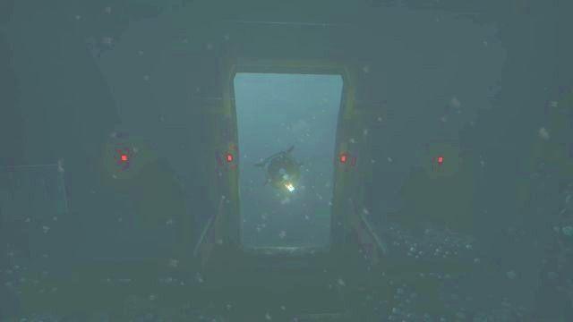 Gdy odzyskasz kontrolę nad postacią, spróbuj otworzyć właz, przez który bohater dostał się do łodzi - 10 - Stacja Delta - Opis przejścia - SOMA - poradnik do gry