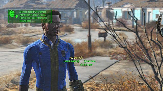 Warto skorzystać z perswazji - Powrót z przeszłości | Główny wątek fabularny - Fallout 4 - poradnik do gry