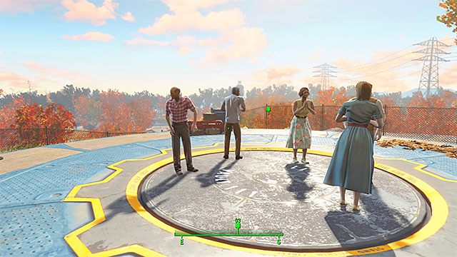 Dotrzyj do okrągłej platformy - Prolog | Główny wątek fabularny - Fallout 4 - poradnik do gry