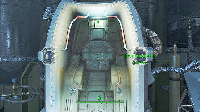 Wejdź do jednej z komór - Prolog | Główny wątek fabularny - Fallout 4 - poradnik do gry