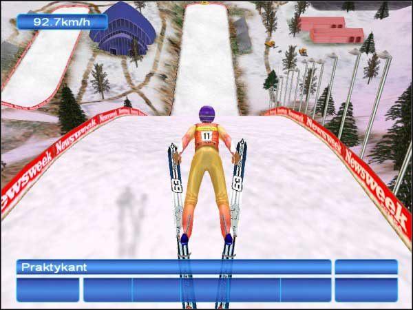 1 - Zasady wykonywania skoków - część 4 - Skoki narciarskie 2003: Polski orzeł - poradnik do gry