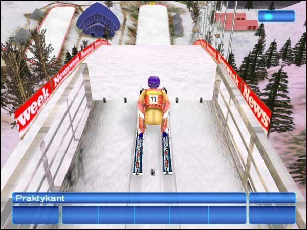 1 - Zasady wykonywania skoków - część 3 - Skoki narciarskie 2003: Polski orzeł - poradnik do gry