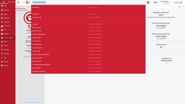 Jeżeli chcesz wyszukać konkretnego zawodnika, którego dane personalne znasz sprawa jest banalna - Jak wyszukać zawodnika? - Pytania i odpowiedzi - Football Manager 2016 - poradnik do gry