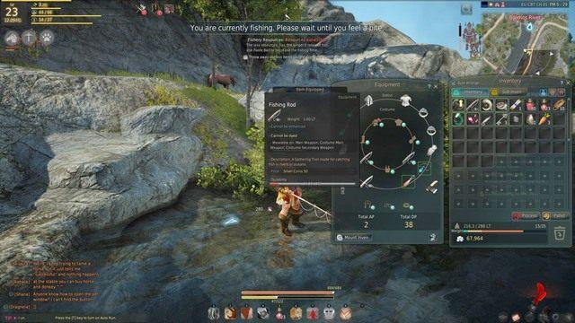 Ekwipunek w Black Desert, tak jak w innych grach MMO pełni ogromną rolę podczas eksploracji czy wykonywania zadań - Wyposażenie i ekwipunek - Bohater - Black Desert Online - poradnik do gry