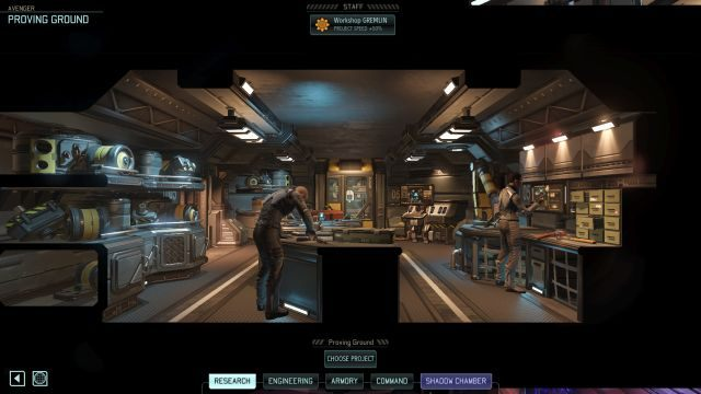 Placówka Proving Ground. - Proving Ground | Dostępne placówki (Facilities) - XCOM 2 - poradnik do gry