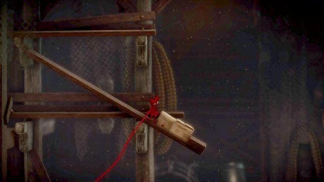 Kolejna zagadka nie jest trudna - Poziom 2 - The Sea - Opis przejścia - Unravel - poradnik do gry